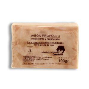Jabón con Propóleo 100 gr