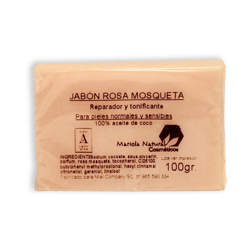 Jabón con Miel 100 gr