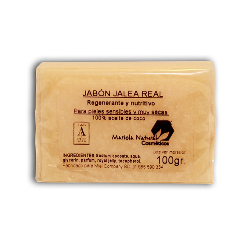 Jabón con Jalea Real 100 gr