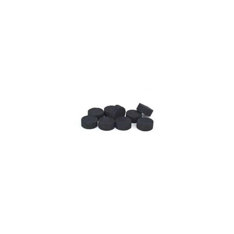 Carbón Tres Reyes en pastillas de 3