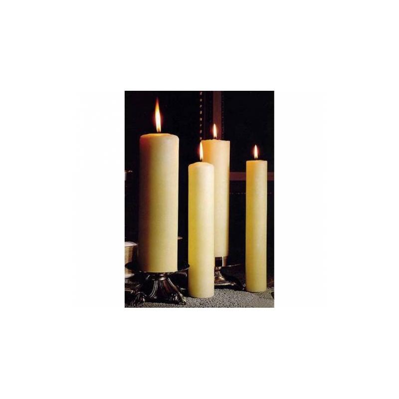 Vela de cera para altar (desde 3.99€)