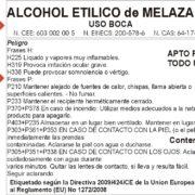 065C Ref.10206V (Etiqueta Alcohol USO BOCA) - Imprimible
