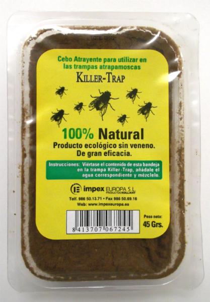 Atrayente-para-moscas-Killer-Trap
