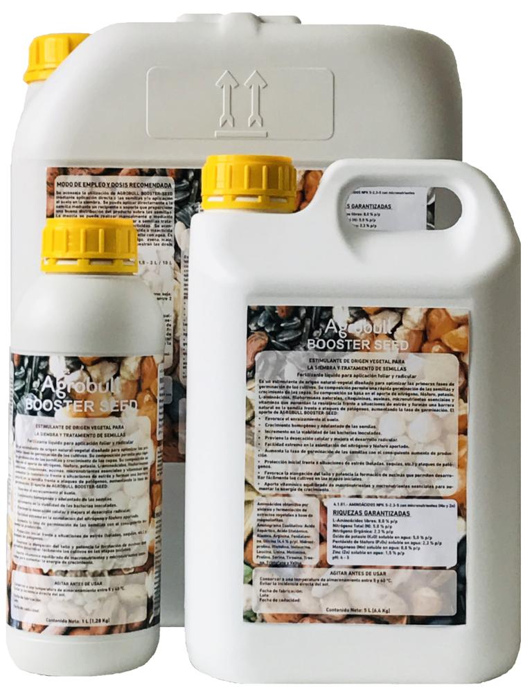 AGROBULL BOOSTER-SEED Bioestimulante Específico
