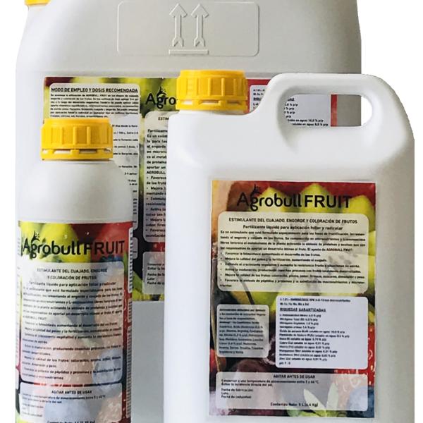 AGROBULL FRUIT Bioestimulante Específico